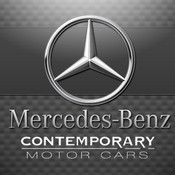 Contemporary Motor Cars Mercedes-Benz DealerApp