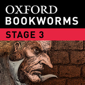 A Christmas Carol: Oxford Bookworms Stage 3 Reader (for iPhone)