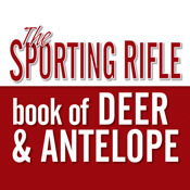 Sporting Rifle Book of Deer & Antelope little ant