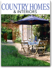 Country Homes & Interiors Magazine North America country magazine