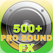 500+ Pro Sound Effects (Professional Sound FX)