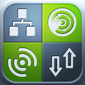 Network Analyzer - ping, traceroute, whois, net speed, port & wifi scanner