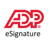 ADP eSignature