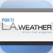 LA Weather for iPad