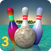 Bowling Paradise 3 - Exotic Multiplayer Game