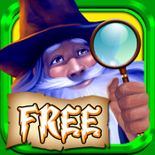 Hidden Object: Search and Find the Magic Objects, Free Game free magic search