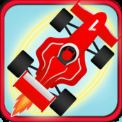 A Candy Rush Race - Pro Racing Game