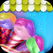 Cotton Candy Maker! Deluxe - Make Candy Floss Sweet Treats candy