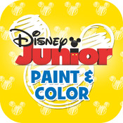 Disney Junior Paint&Color