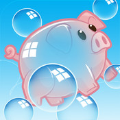 Pop Bubble Pop - Cute kawaii style tap to pop arcade casual game