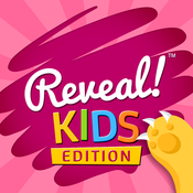 Reveal! Kids Edition - Guess the Picture Quiz