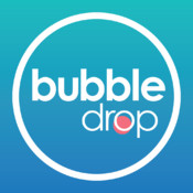 Bubble Drop: Freefall arcade game - Don`t touch the platforms