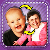 Face Swap Booth - Photo Blend & Mix Editor: Cut and Switch Yr Head or Body, Erase Backgrounds