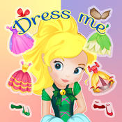 Fashion Game For Kids Dress Up Little Princess Version fashion