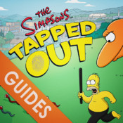 Guides for The Simpsons: Tapped Out burn simpsons movie for free
