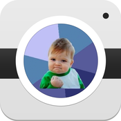 TrollBooth: Easily add troll, rage, neutral faces to your photo facebook photo