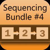 Sequencing Tasks: Life Skills - Bundle #4