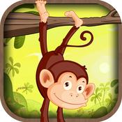 Apple Island Adventure - Monkey Safari Voyage- Free