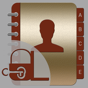 Contact locker-Secure Private Contacts and Hide Secret Contact Folder - Master Locker Free secure