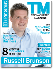 Top Marketer Magazine-The Premier Internet Marketing Magazine for Entrepreneurs top internet marketer
