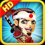 Super Human Samurai - A Run and Jumping Game PRO
