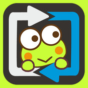 Conversion Tool – KEROKERO KEROPPI & Sanrio Friends new conversion tool