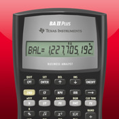 BA II Plus(tm) Financial Calculator financial aid for college
