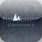 Blue Mountain Premium Stationery
