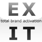 EXIT into a World of Powerful and Engaging Experiences - Total Brand Activation (iPad version)