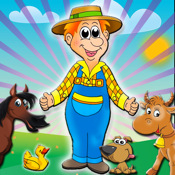 Old Macdonald Had a Farm - interactive children's sing along book : HD