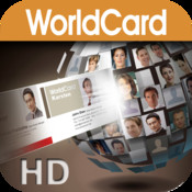 WorldCard HD - the Intelligent Business Card Manager