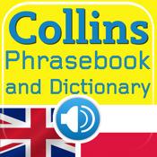 Collins English<->Polish Phrasebook & Dictionary with Audio