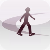 iMapMyWALK - walk, walking, pedometer, GPS tracking, calorie, training
