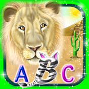 Spelling Zoo : 80+ phonics vocabulary flash cards HD