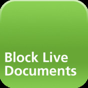 Block Live - Tax Document Collection h r block mobile
