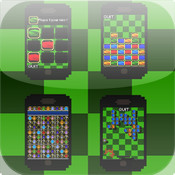 The Jewels and Gems Puzzle Game`s Collection - 4 Jewels and Gems Games in 1