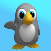 Penguin Village penguins game