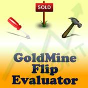 GoldMine Flip Evaluator