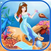 Mermaid Dress Up for Kids