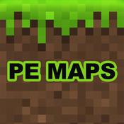 Pro Maps for Minecraft PE minecraft