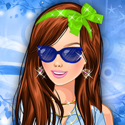Italian Girl in Rome - Dress up a pretty tourist girl in the game for girls and kids