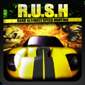 R.U.S.H: Road Ultimate Speed Hunting road speed