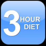 3 Hour Diet Plan:Simple Diet lose 10 lbs in 2 weeks+ longevity diet