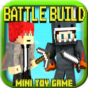 BATTLE PIXELMON BUILD-ER : MC Survival Block MINI Game with Multiplayer multiplayer