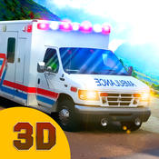 Hill Climb Racing: Ambulance Driver 3D