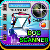 Scanner Pro-OCR, Doc Scanner, Text to Speech and Translator scanner