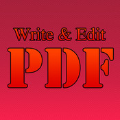 Write & Edit PDF - annotate PDF , PDF Writer , PDF Merger, Scan to PDF for you iPhone and iPad pdf417 photomath pro