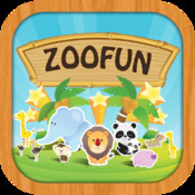 ZooFun - Animal Game For Kids and Toddlers with many matching puzzles - suitable for early learning and preschoolers