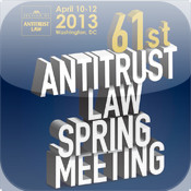 Antitrust Spring Meeting 2013