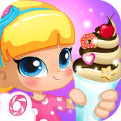 Ice Cream Maker-YoYo Cooking Game&Girl Games Maker